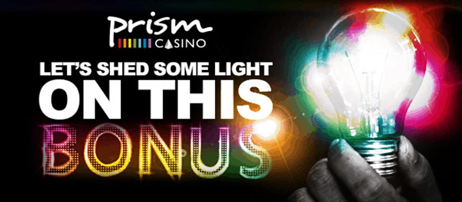Prism Casino I Prismcasino Com I See Through The Prism And